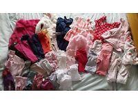 Girls 6-9m bundle