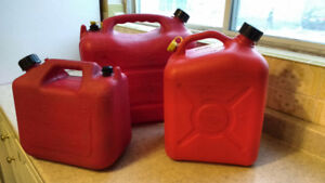 3 gas canisters on cheap