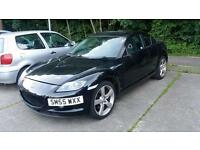 Mazda RX-8 1.3 ( 190bhp ) - SPARES OR REPAIRS - EXPORT