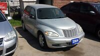 2004 CHRYS PT CRUISER SAFETY+E-TEST INCLUDED