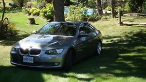 2007 BMW 3-Series Sport Coupe Coupe (2 door)