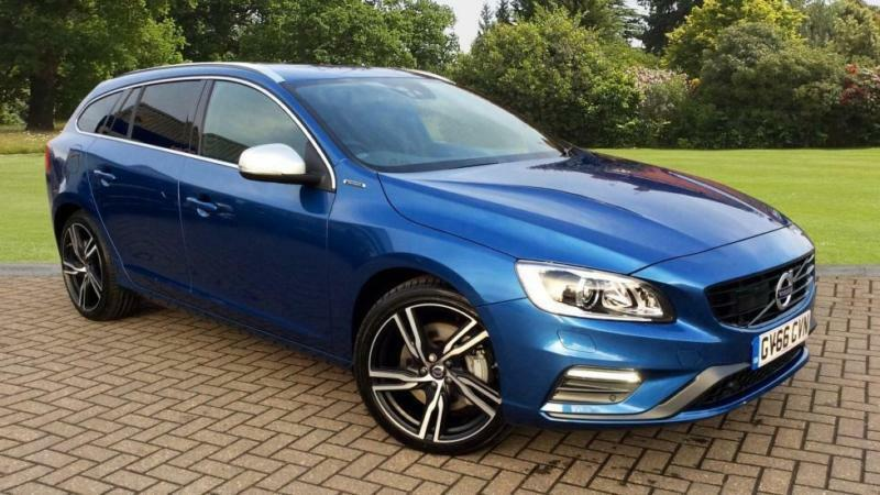 2017 volvo v60 d6 220 twin eng r design lux automatic diesel electric estate in horley. Black Bedroom Furniture Sets. Home Design Ideas