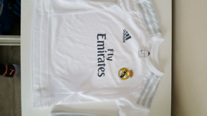 Real Madrid toddler Jersey
