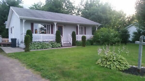 Bungalow house for sale in St-Antoine