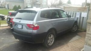 2005 BMW X3    Premium Condition, Loaded $4,200