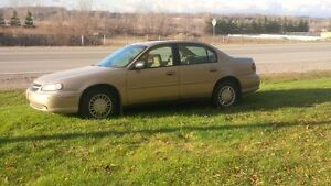 2003 Chevrolet Malibu $1400,00 safety and certified