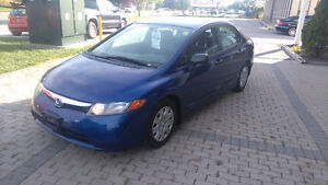2007 Honda Other DX-G Sedan                 Winter Tires Inc!!!!