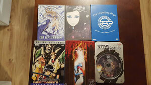 Anime boxset collection!