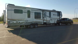 SEMI RETIRED COUPLE SEEKING A SITE TO PARK A FIFTH WHEEL RV