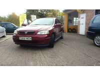Automatic Astra only one lady owner from new