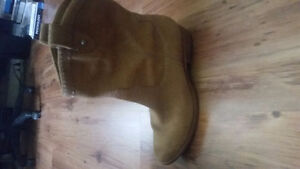 Fossil Brand Cowboy Boots