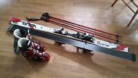 Ensemble de ski alpin