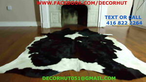 Cowhide Rug Hand Picked Brazilian Peterborough Peterborough Area image 1