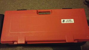 Supreme Master Lockout Tool Kit NEW Never Used