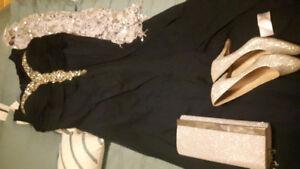 Dress size 18 shoes size 8