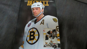 Beckett Hockey Monthly 1993(Cam Neely cover)