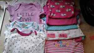 6-9 M clothing lot