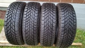 GOODYEAR ULTRA GRIP WINTER 195/60R/15 IN EXCELLENT CONDITION
