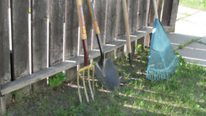 NEED HELP WITH YOUR YARD/GARDEN?