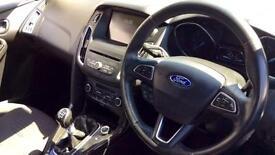 2015 Ford Focus 1.6 TDCi 115 Titanium 5dr Manual Diesel Hatchback
