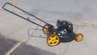 Poulan Pro Honda Self-propelled 3-in-1 Lawn Mower Tondeuse