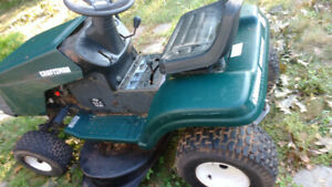 CRAFTSMAN 13.5hp mower