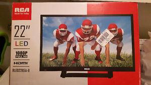 22 inch rca tv