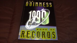 THE GUINNESS BOOK OF RECORDS 1999 EDITION - PRICE