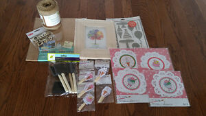 Craft/Birthday Items All New