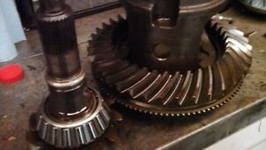 Ford Truck 9.75 posi assembly with 3.55 gears