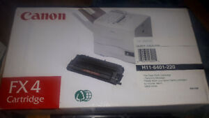 Brand New! Canon FX4 Cartridge