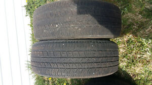 Goodyear rs-a summer tires 205/55 r16
