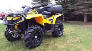 Can Am Outlander 1000