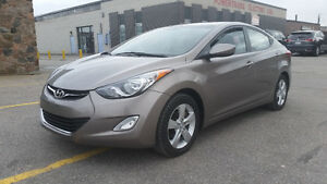 2011 Hyundai Elantra GLS Sedan 6 speed manual