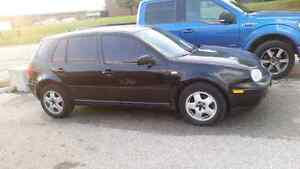 2003 Volkswagon Golf 2.0L *As Is*