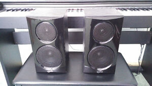 2 NEWER SOUNDSTAGE SPEAKERS