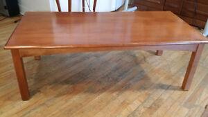 Table de Salon en bois solide - de marque NADEAU -