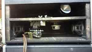 Leslie Speaker Model 910: 2-Part Cabinet c/w Cables and Preamp Kitchener / Waterloo Kitchener Area image 6