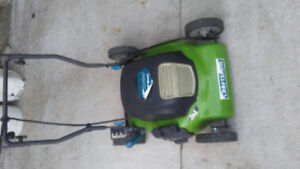 Very Good Working Craftsman Electric Lawnmower For Sale ! $60.00