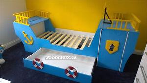 !!!   Economy  PIRATE  SHIP  Twin Bed   !!! Oakville / Halton Region Toronto (GTA) image 3