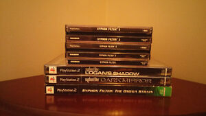 Collection Syphon Filter