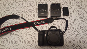canon 5d, 2 lenses and flash