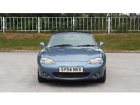 2004 Mazda MX-5 1.8 Arctic Limited Edition 2dr
