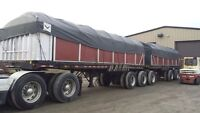 2 trailers Fruehauf - built strong! Perfect condition