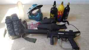 Tippman A5 With E-GRIP And Gear Bundle Peterborough Peterborough Area image 1