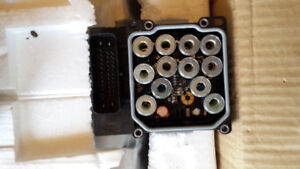 ABS control box 1  NEW   1 used
