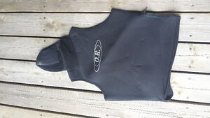 Wet suit tops