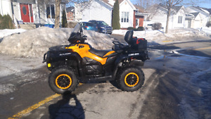 Can-am outlander xtp-max 800