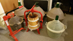 Wine Equipment for sale