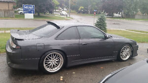 1995 Nissan 240SX E-Tested